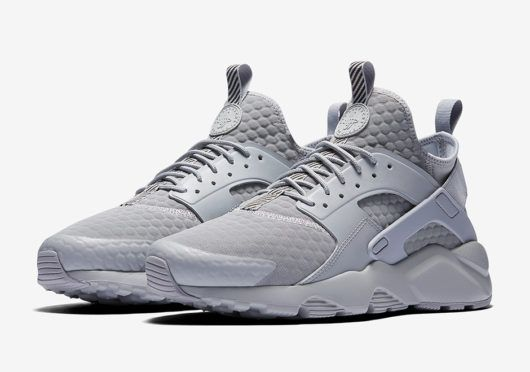 gray huaraches