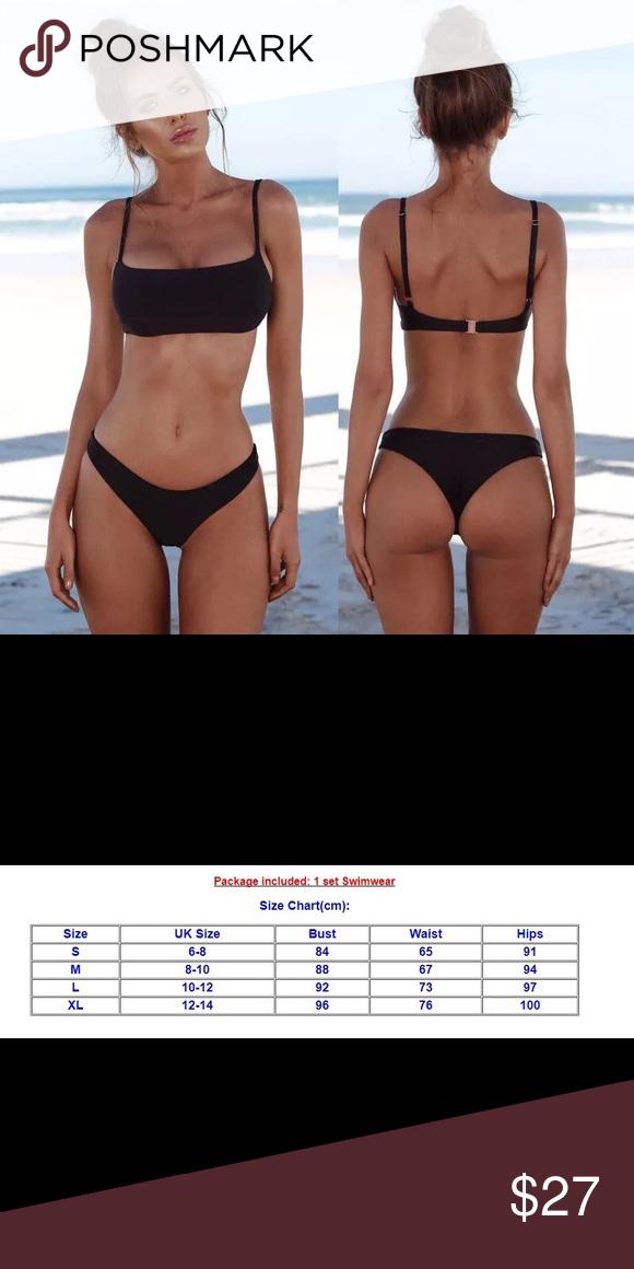 9d686407c9ed5 2018 New Summer Women Solid Bikini Set Push-up 2018 New Summer Women Solid  Bikini Set Push-up Unpadded Bra Swimsuit Swimwear Triangle Bather Suit  Swimming ...