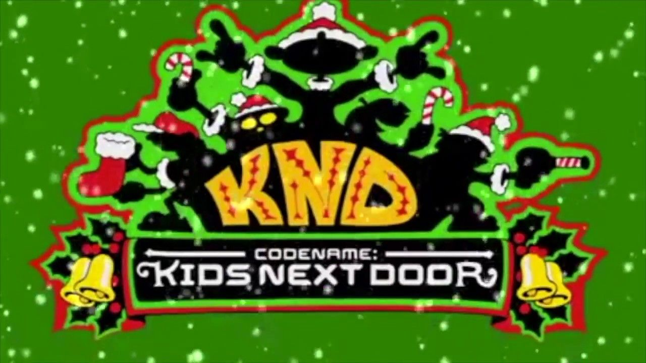 12 Pains Of Christmas.12 Pains Of Christmas Knd Youtube Codename Kids Next