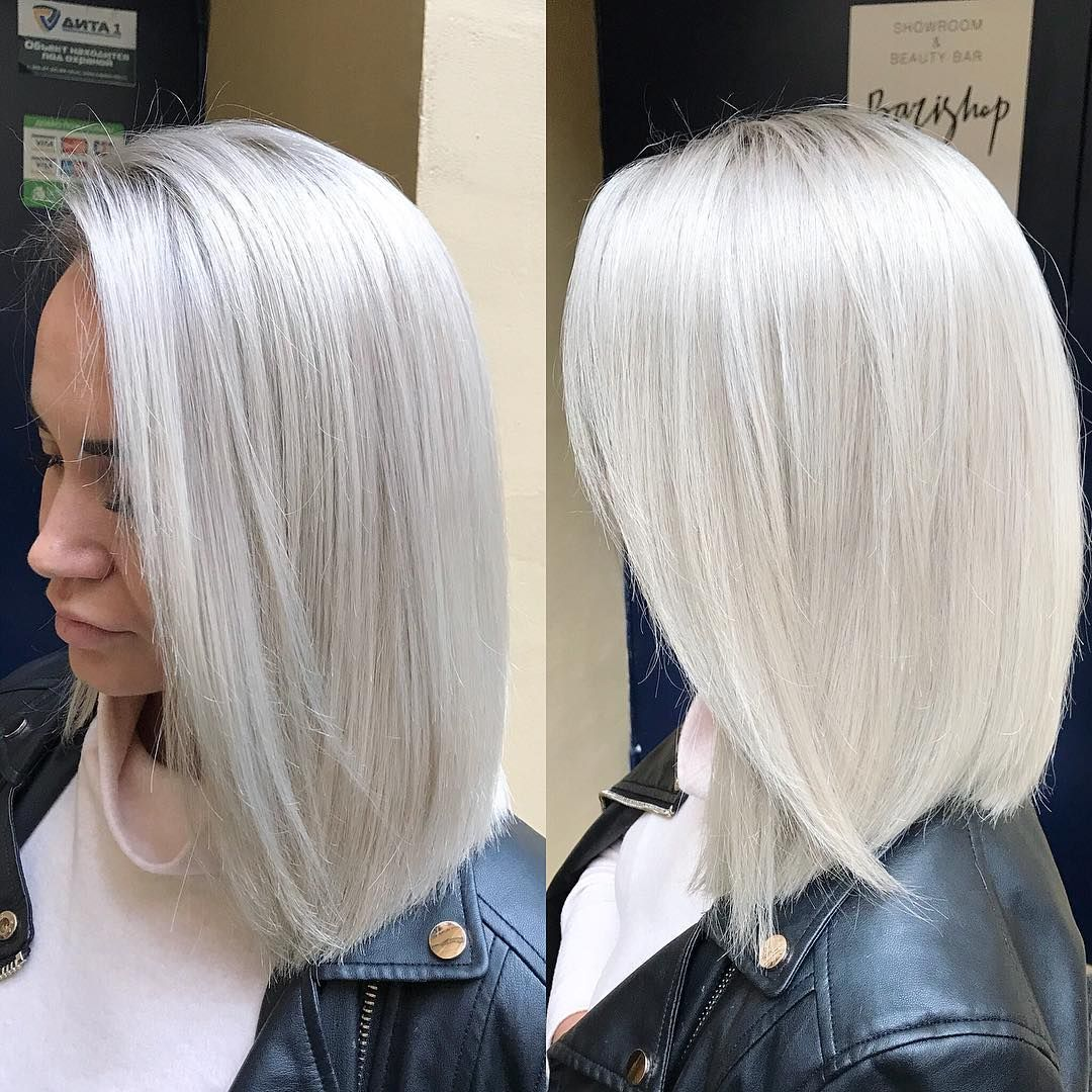 Pin by jéssica vieira on ucolored hair pinterest bobs hair