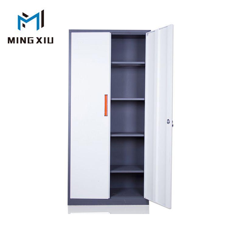 Hot Item Mingxiu Metal Filing Cabinet With 2 Door Document Lockers In 2020 Office Furniture Modern Cheap Cupboards Metal Filing Cabinet