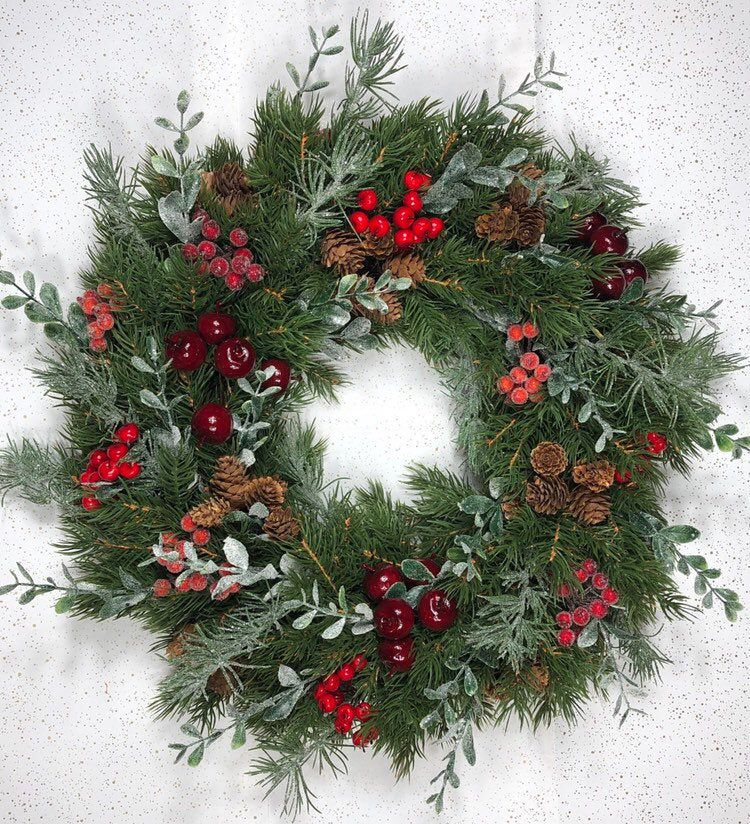 34+ Artificial christmas wreaths info