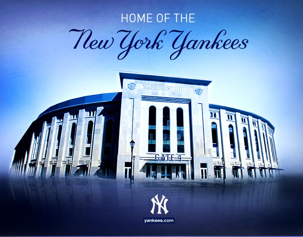 Home Of The New York Yankees New York Yankees Stadium New York Yankees Ny Yankees