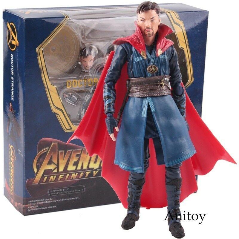 S.H.Figuarts SHF Avengers Infinite War Doctor Strange PVC Action Figure In Box
