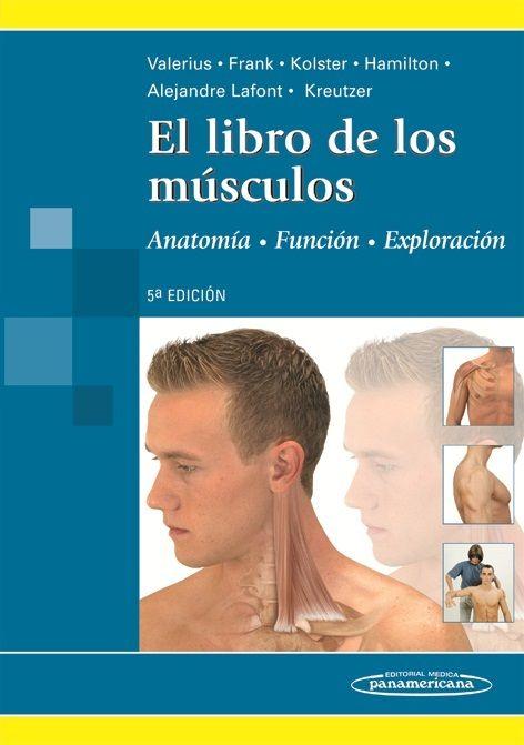 Valerius. El Libro de los Musculos | Editorial and Medicine