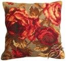 Cushion With Odorous Roses II