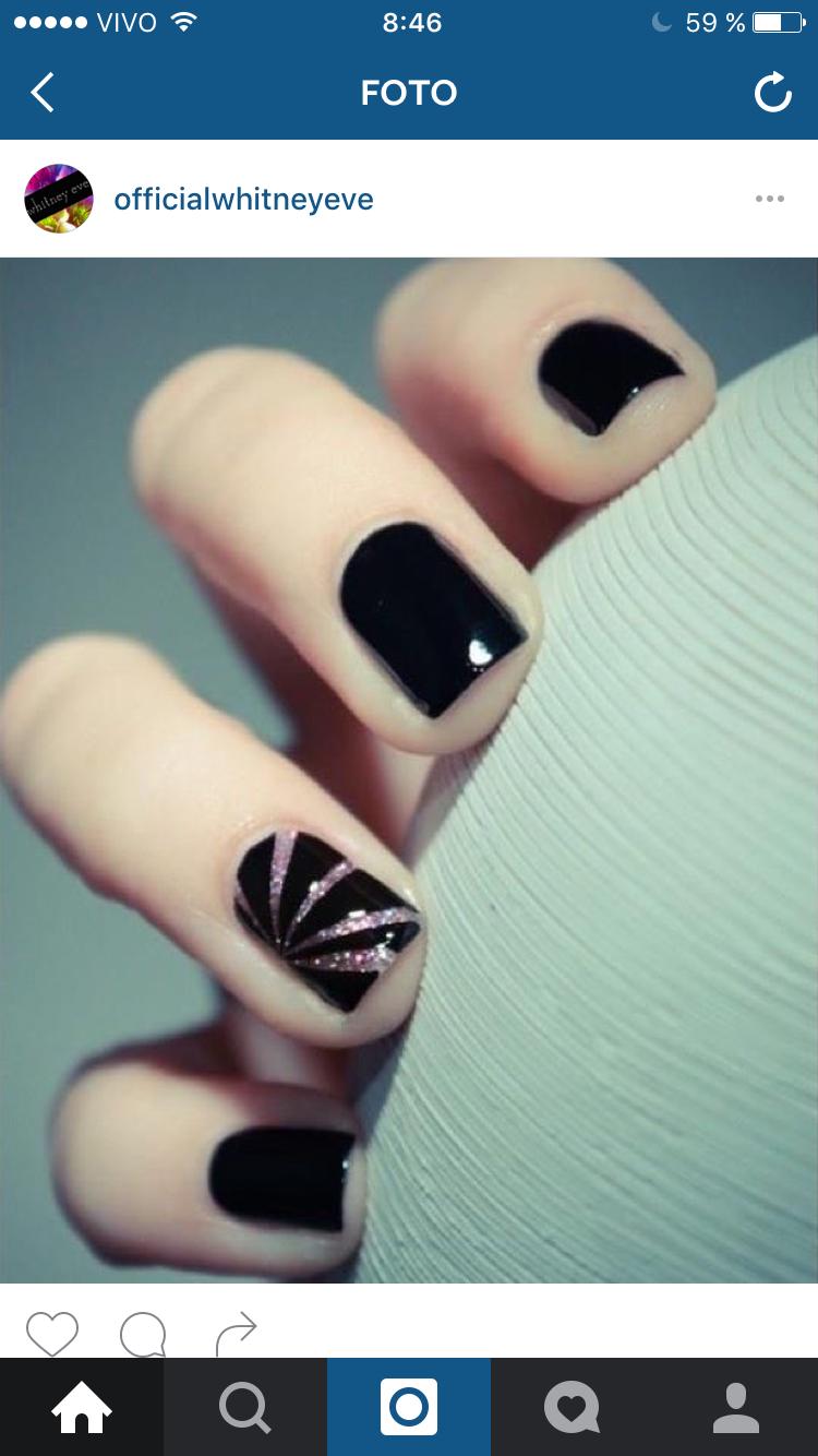 Pin de Daniela Naranjo en Manicures   Pinterest