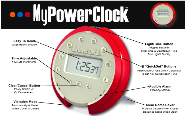 Power Clock Softwarehome