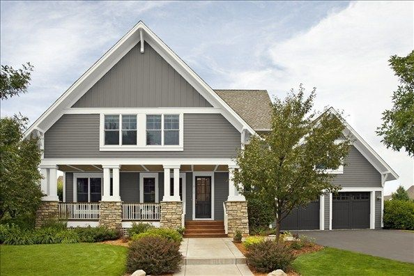 Benjamin moore chelsea gray white dove black beauty - Benjamin moore white dove exterior ...