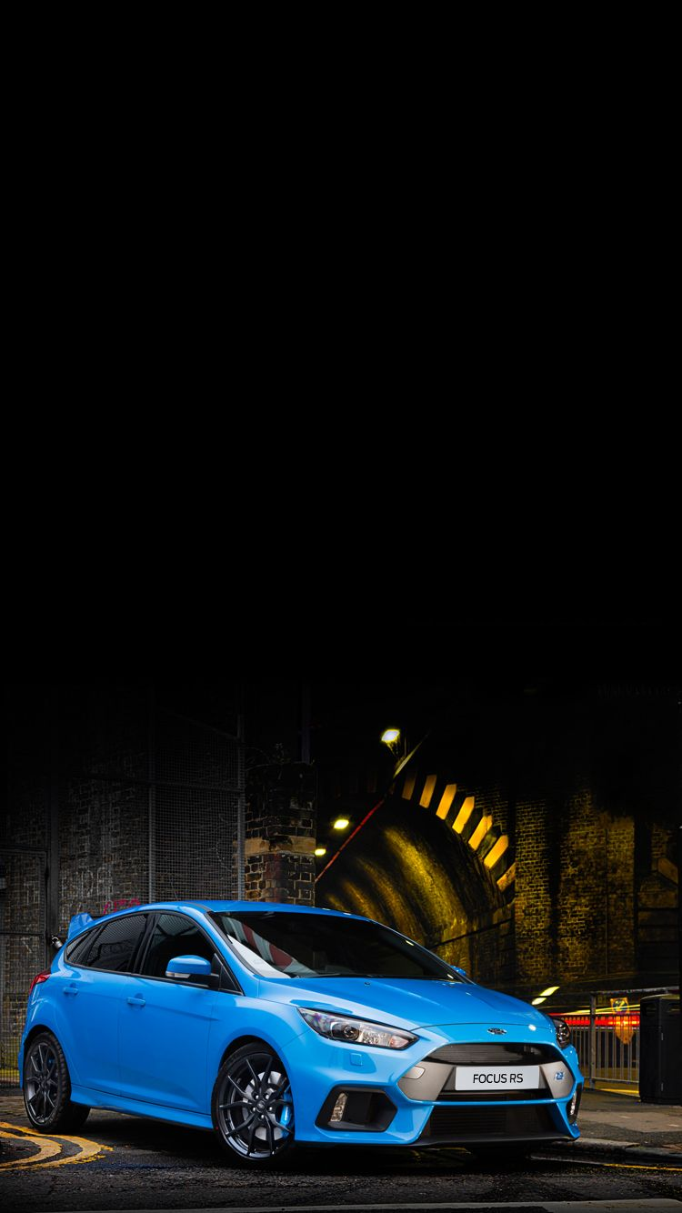 Universal Phone Wallpapers Backgrounds Nitrous Blue Focus
