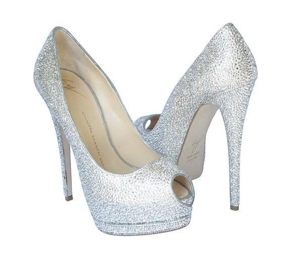 Click Your Heels with Million Dollar Diamond Shoes ec44405799f7
