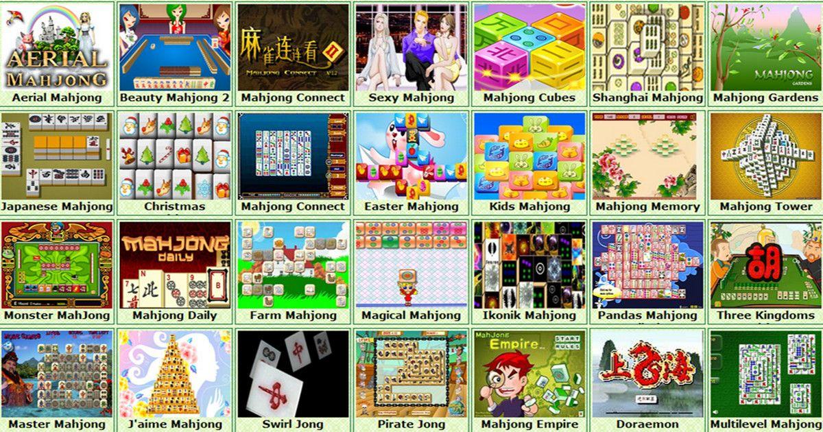 Free Online Mahjong Games | mahjongg, mah-jong, mah-jongg