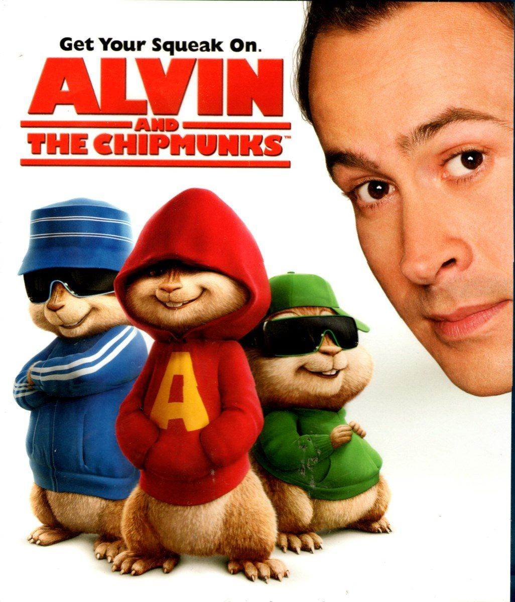 Alvin And The Chipmunks Chipmunks Movie Alvin And Chipmunks