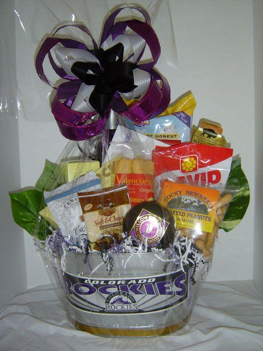 Baseball Bank - Jenny's Gift Baskets  |Baseball Sympathy Gifts