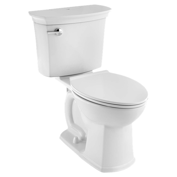 The Acticlean Self Cleaning Toilet Combines The Reliability Of