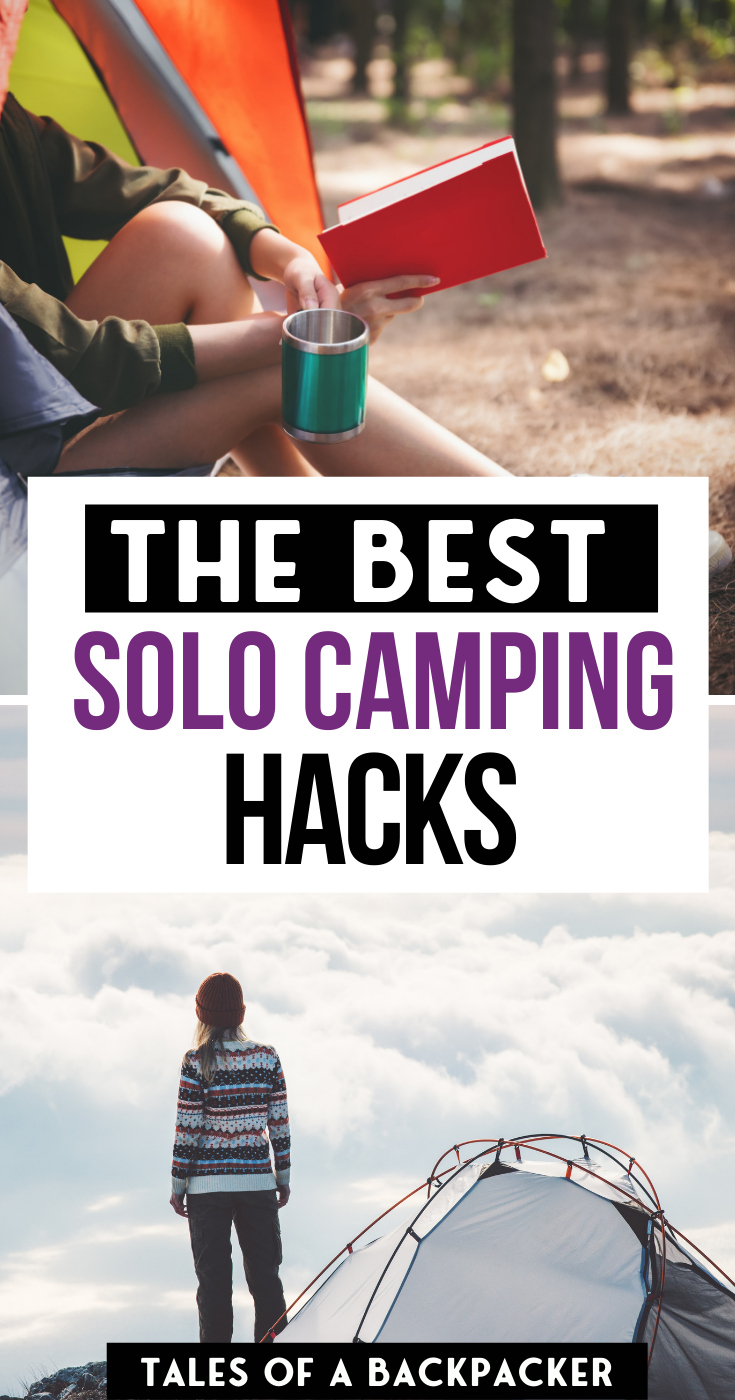Photo of The Best Solo Camping Hacks
