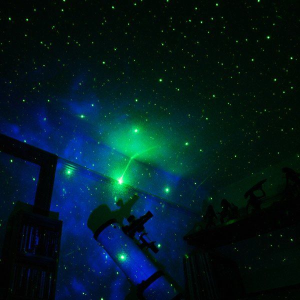 Laser Star Projector Stars Indoor Light Show By Hpi 200 On
