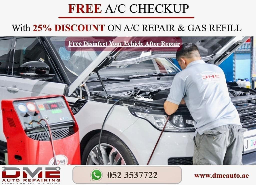 Car Electrical Repair Services In Dubai in 2020 Car