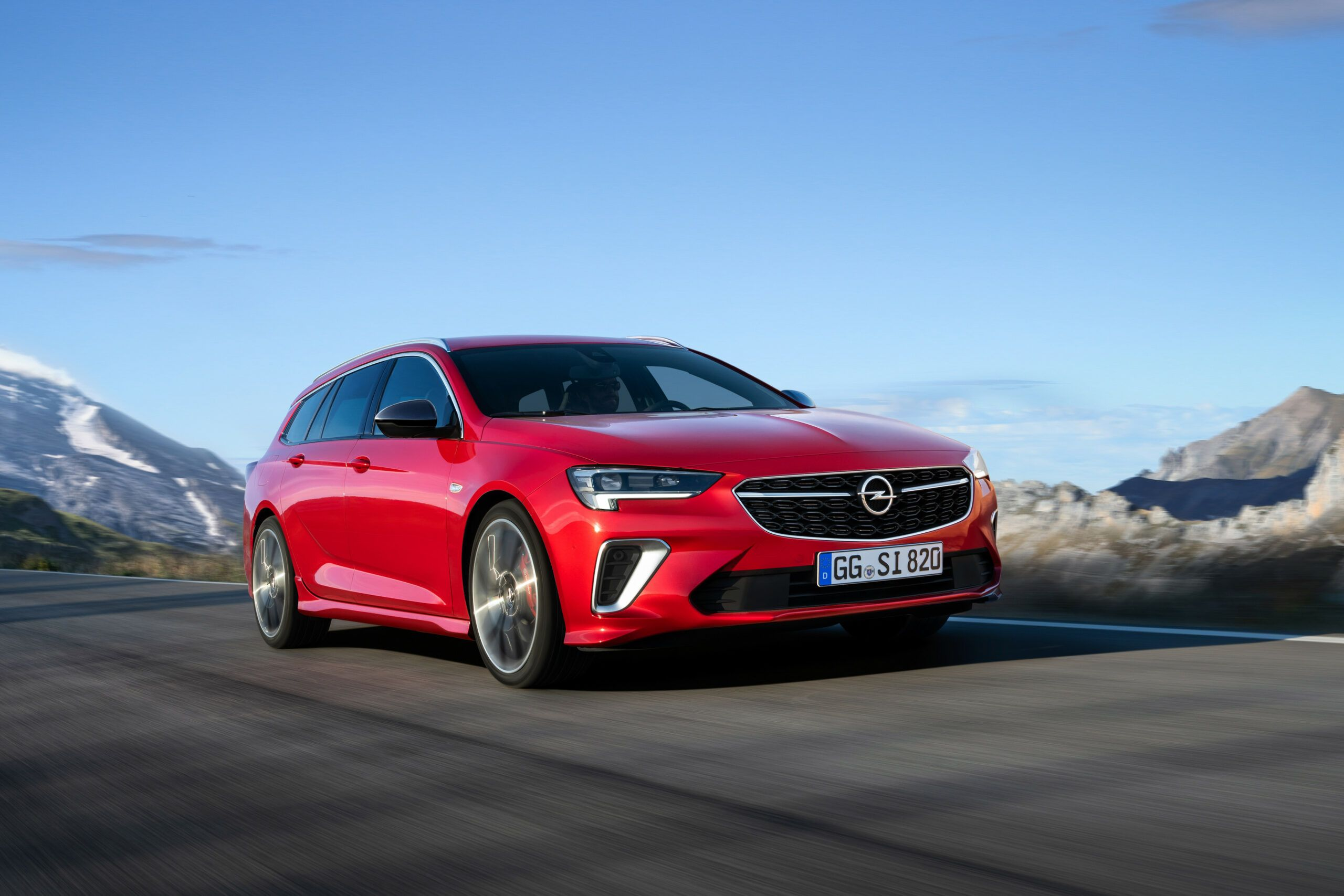 Opel Insignia Sports Tourer 2020 New Model And Performance Di 2020