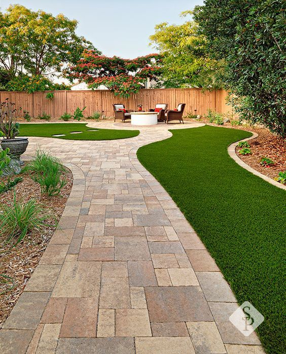 Photo of 46 eye-catching landscape backyard garden ideas –