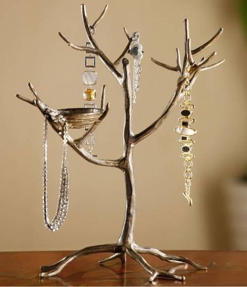 Jewelry Display Stands Trees With Nest Set Of 2 Jewelry Display Accessories Jewelry Tree Stand Jewelry Tree Jewelry Stand