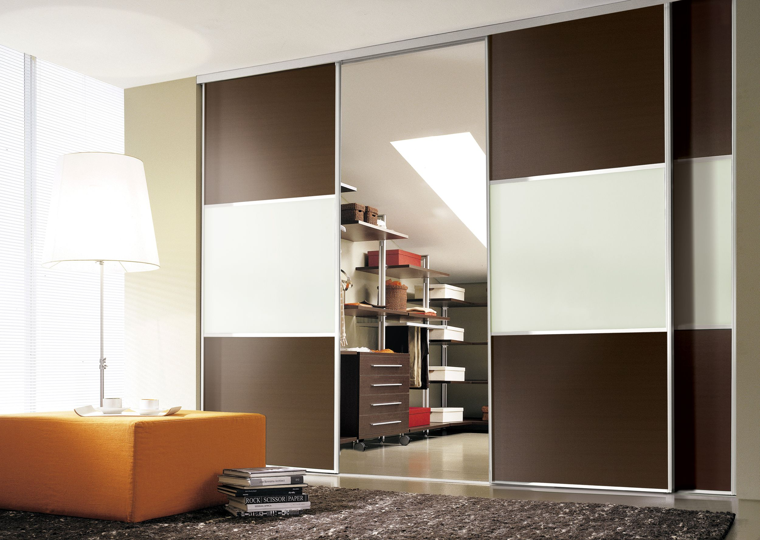 Your dream closet delivered to your home and installed easily