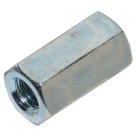 The Hillman Group 5 Count 5 16 In Zinc Plated Standard Sae Regular N Zinc Plating Zinc Long Nut