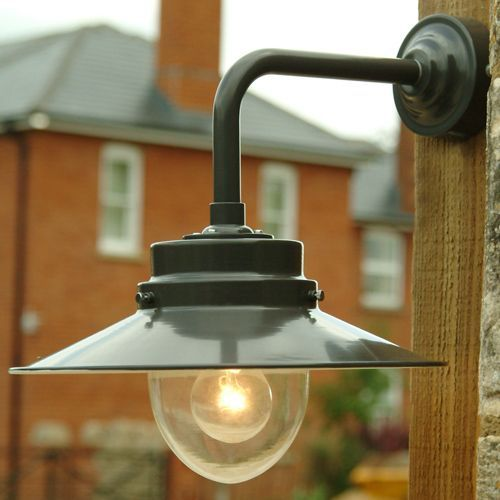 Wall Mounted Lights The Belfast Lamp Inspired By Deck Lighting On Iconic Hms Rated Suitable For Indoor And Outdoor Installation