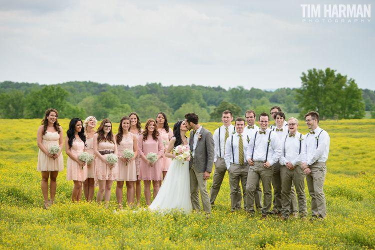 Wedding At Seventy Four Ranch In Jasper Georgia Wedding Bridesmaid Wedding Dresses