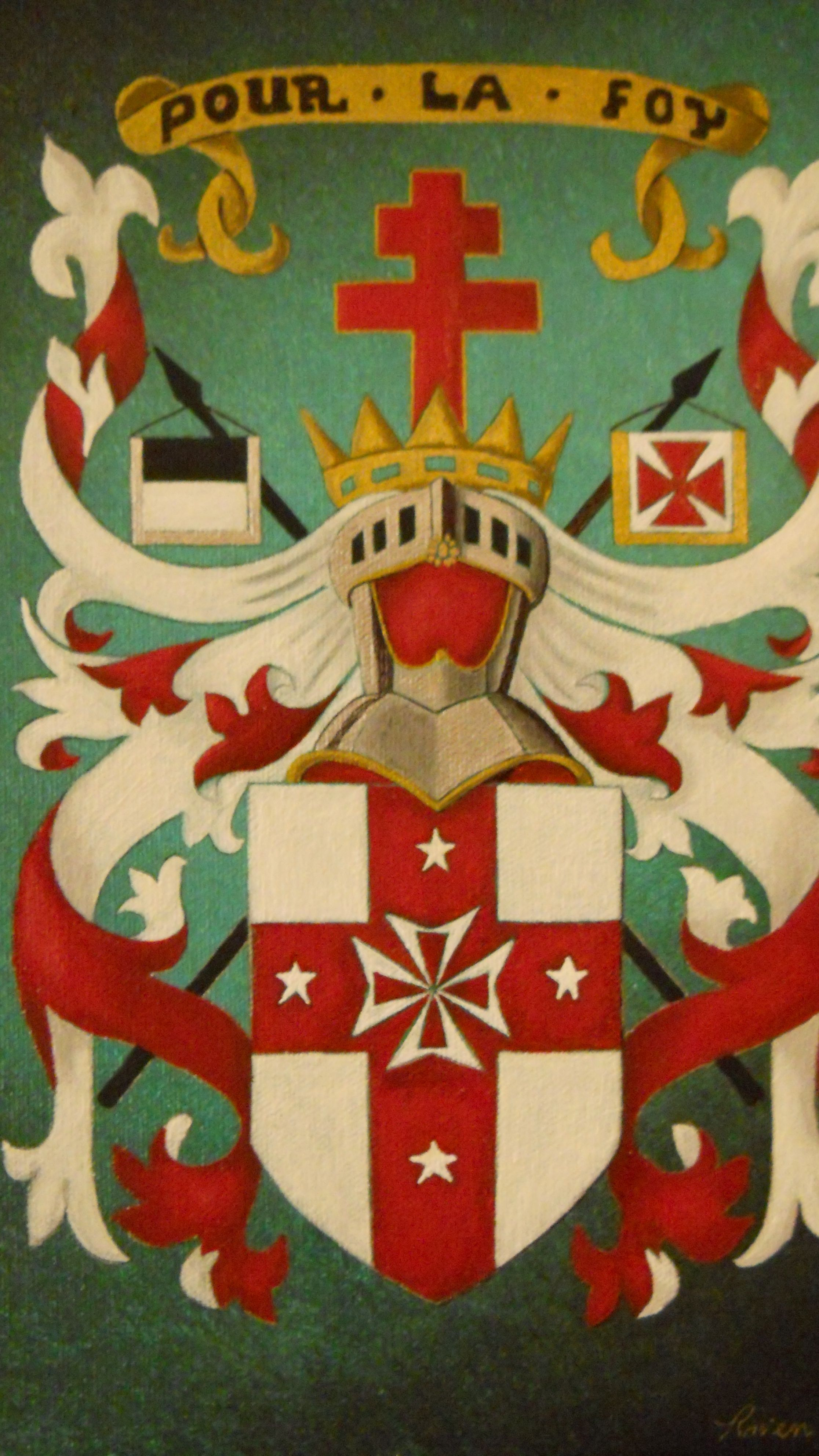the knight s templar is a another group who has been ascribed to