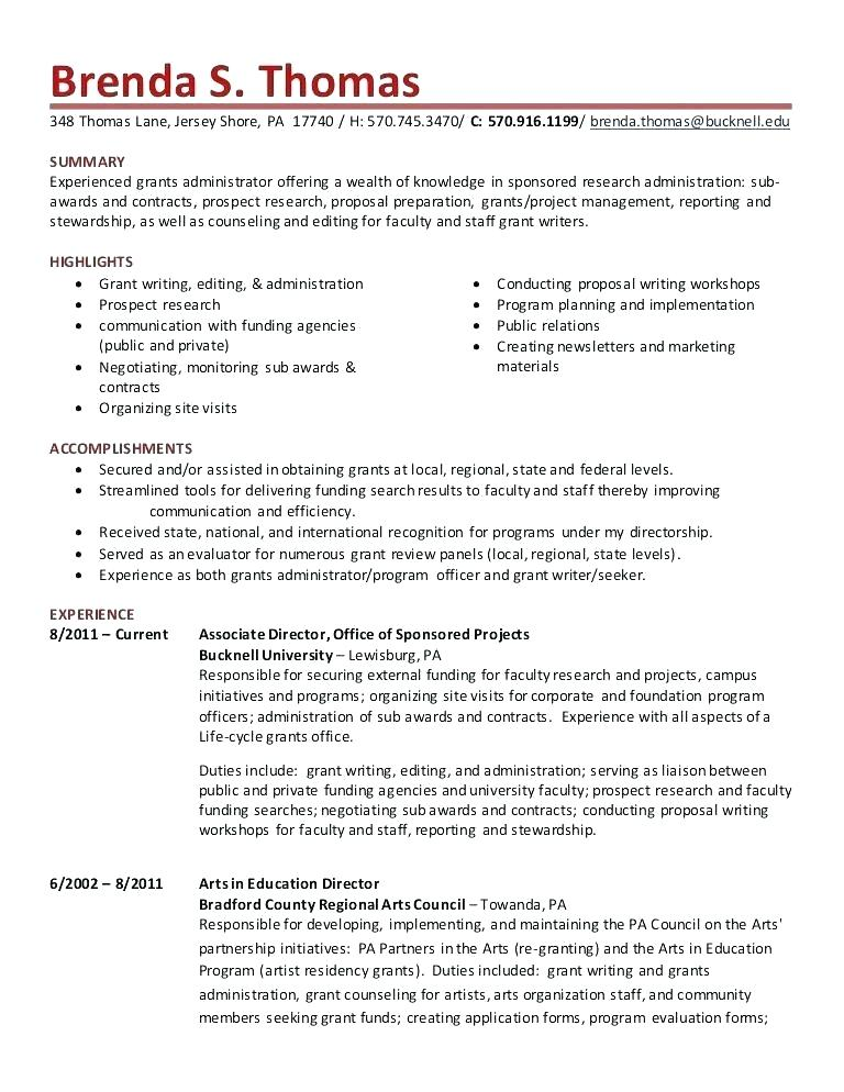 Grants Writer Resume Grant Proposals Proposal Template Writing Experience On Grant Proposal Grant Writing Writing Templates