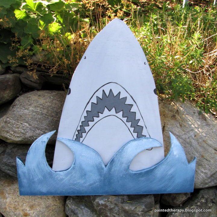 Best A Boy S Shark Bedroom For Shark Week Shark Bedroom 400 x 300