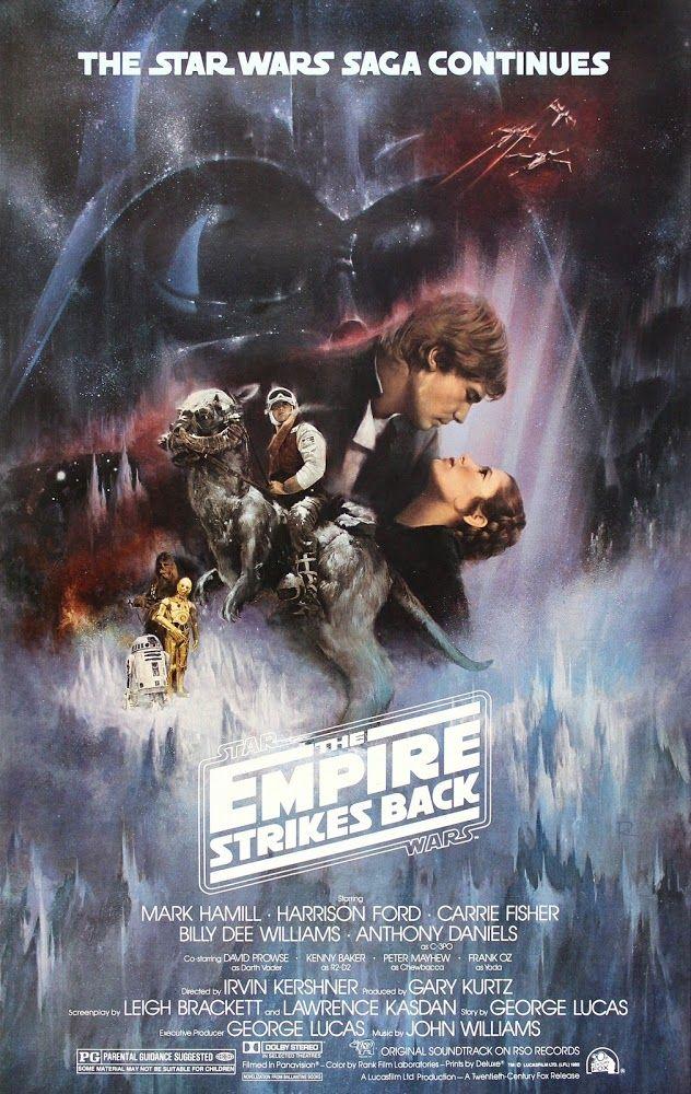 La guerra de las galaxias. Episodio V: El imperio contraataca - Star ...