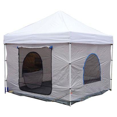 King Canopy Instant Canopy Tent Room - Blue (10u0027)//  sc 1 st  Pinterest & King Canopy Instant Canopy Tent Room - Blue (10u0027)http://www.target ...
