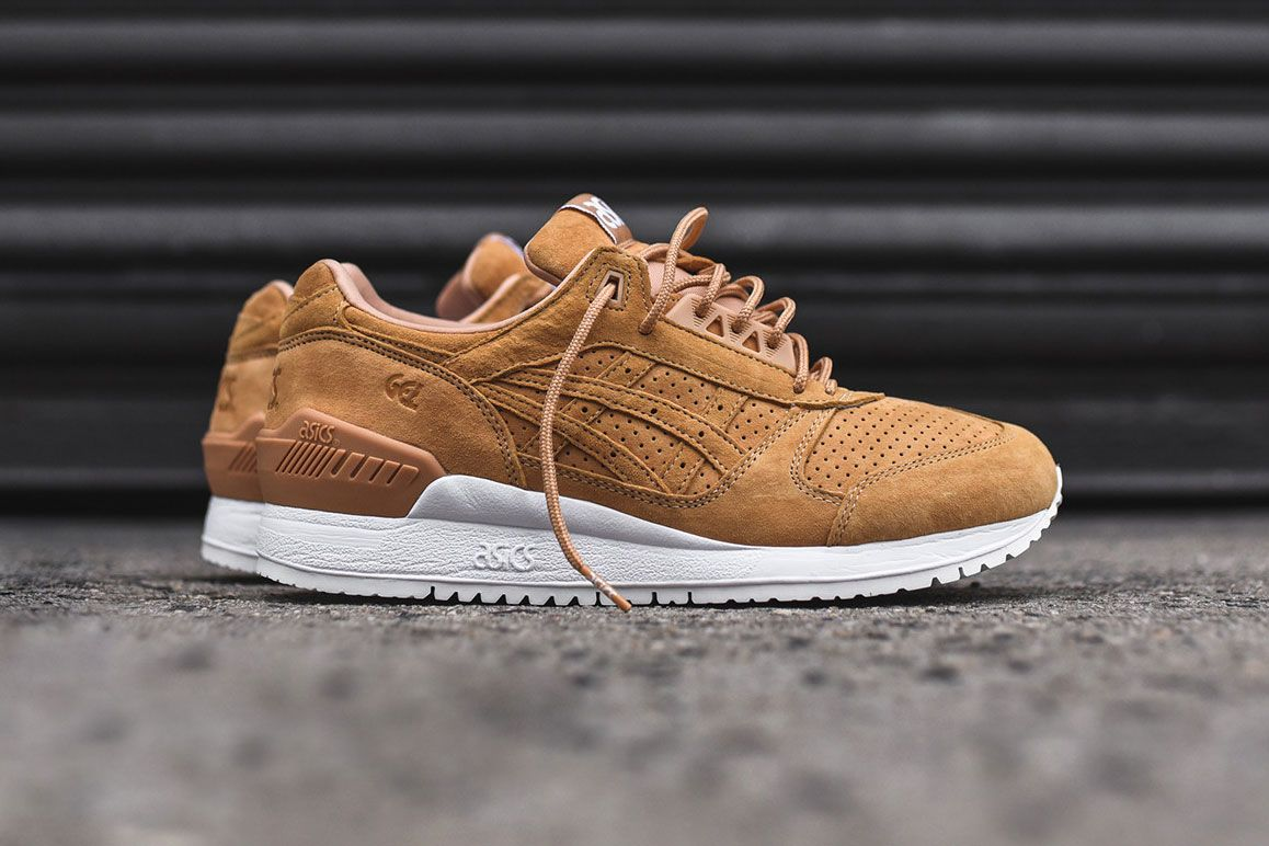 "The ASICS GEL-Respector ""Clay"" Is a Fall Treat"