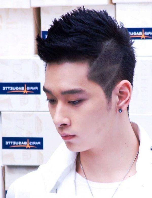 Korean Short Hairstyle 2018 Male Anexa Beauty