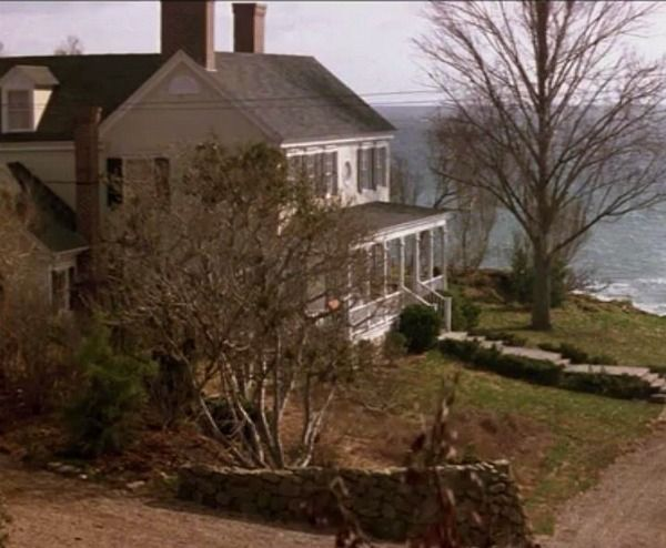 Harrison Ford S Country House In Patriot Games Country House