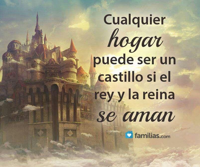 El hogar tu castillo