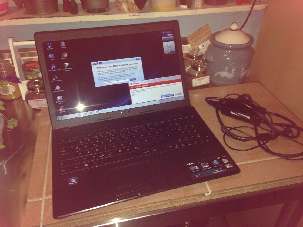 asus x54c/Notebook/Win7Home/gebraucht in Computer, Tablets & Netzwerk, Notebooks & Netbooks, PC Notebooks & Netbooks | eBay!