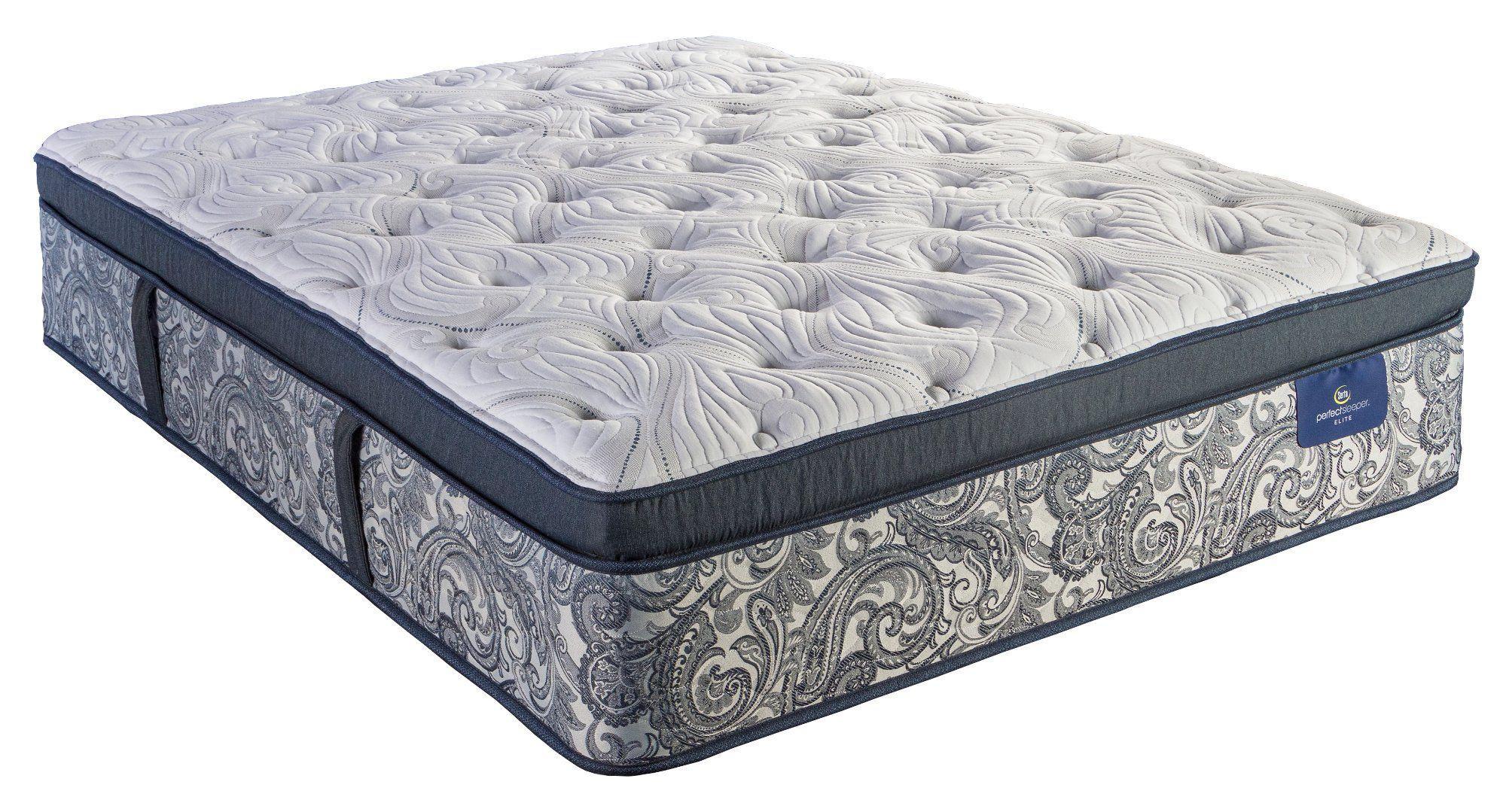 Serta Perfect Sleeper Super Pillow Top Full Size Mattress