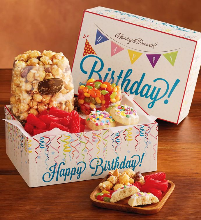 Birthday Sweets Gift Box