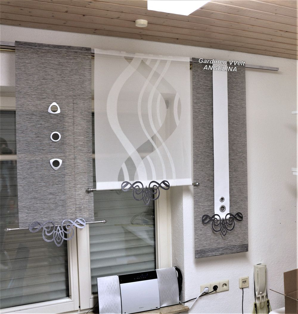 Pin von Mrs Leo K Daniel auf Curtains  Gardinen modern, Vorhänge