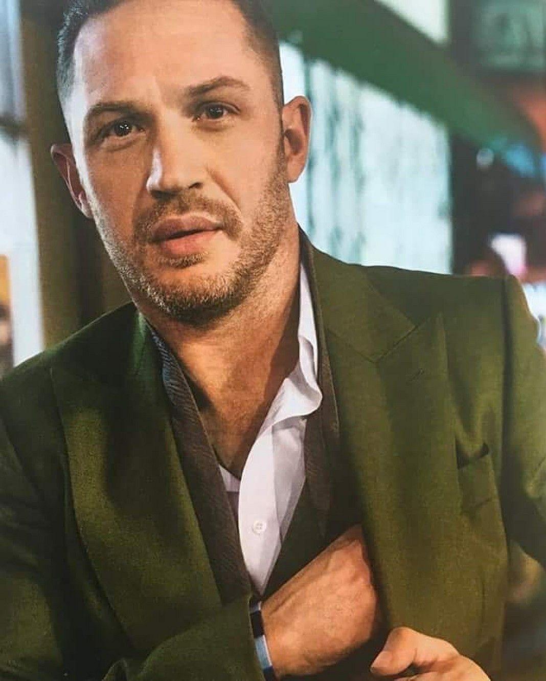 The beautiful Tom Hardy 🥰 Tom hardy, Mens fashion