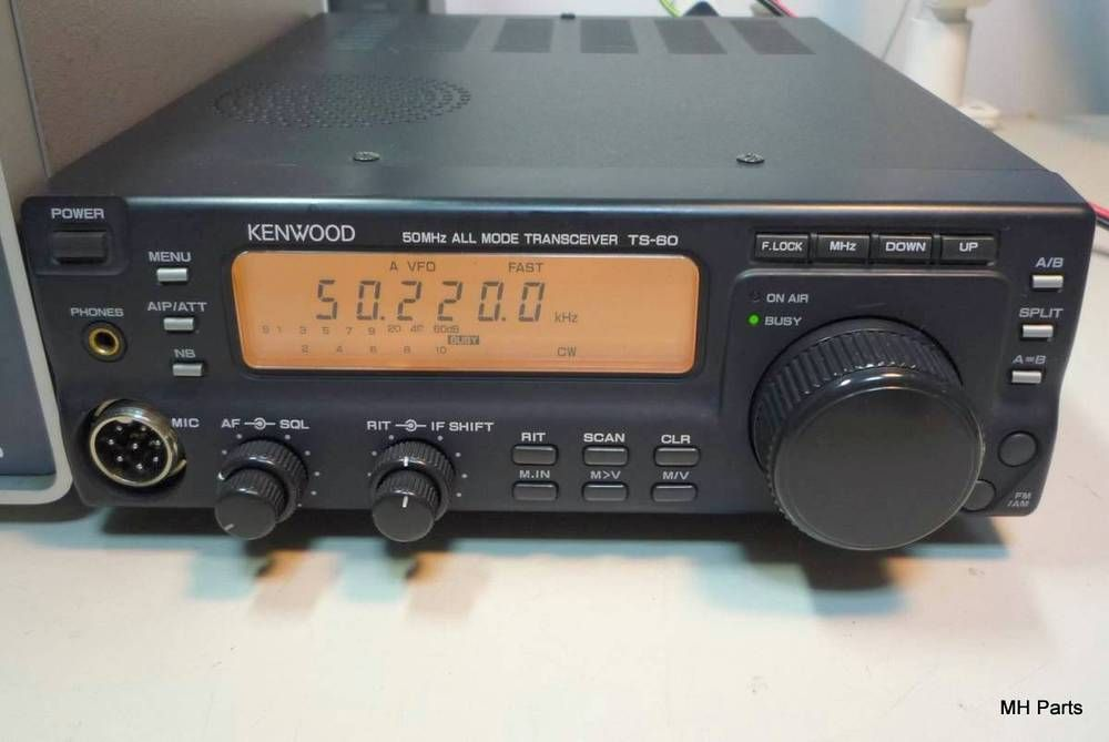 Details about Kenwood TS-60V 50MHz 10W All mode Transceiver