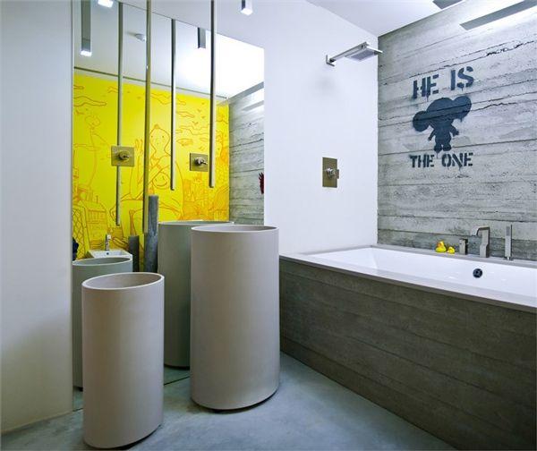 badezimmer elegant möbel - original haus dekor stil | badezimmer, Badezimmer ideen