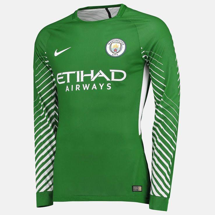 e1dcd1d30 Outstanding Nike Manchester City 17-18 Goalkeeper Kit Released - Footy  Headlines