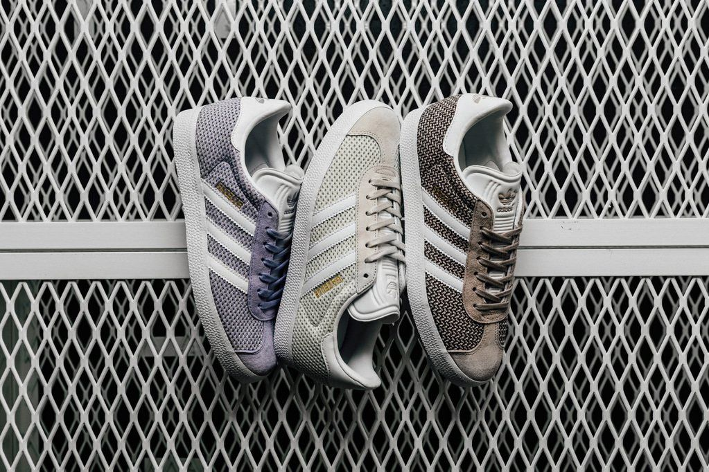 various colors 004d2 c885f adidas Gazelle Drops