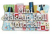 Mini makeup roll tutorial.