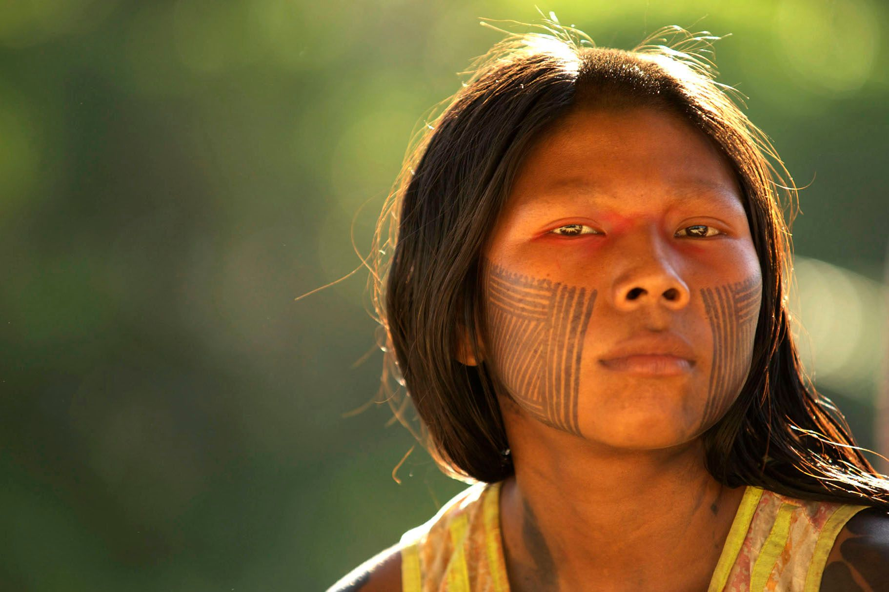 Indigenous people of the Amazon have in depth knowledge of ...