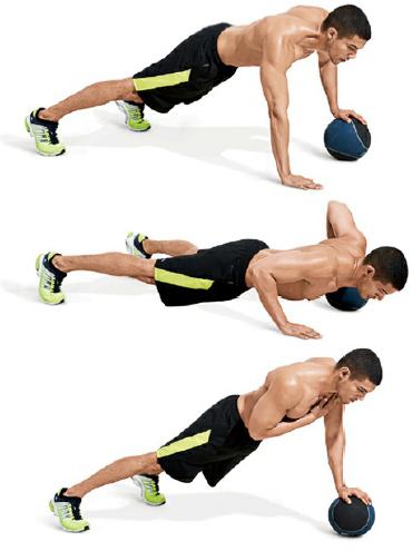 Best medicine-ball chest workout » Reddit fitness™ | Chest